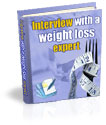 Interview With A Weight Loss Expert